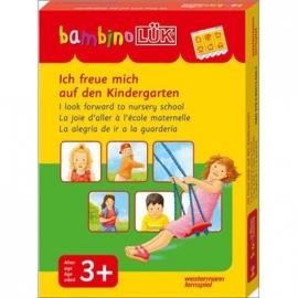 bambinoLÜK - Set Ich freue mich auf den Kindergarten