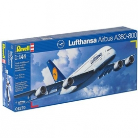 Revell - Airbus A 380 - Lufthansa