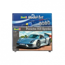 Revell - Model Set Porsche 918 Spyder