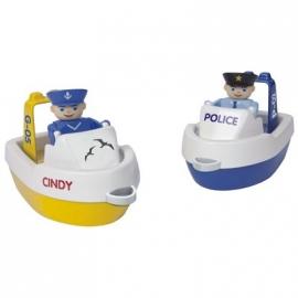 BIG - Waterplay - Boat Set