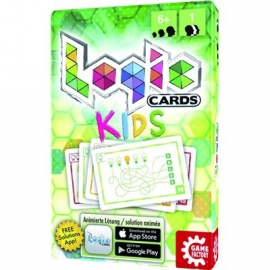 Game Factory - Logic Cards Kids