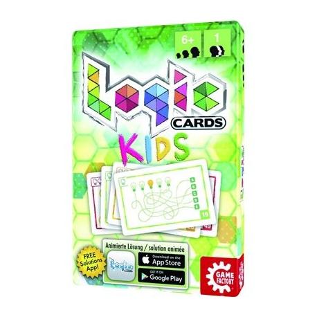 Game Factory - Logic Cards Kids