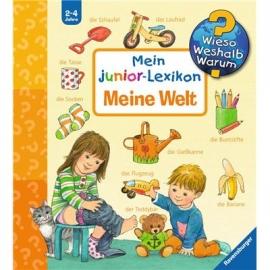 Ravensburger Buch - Wieso? Weshalb? Warum? - Junior - Mein junior-Lexikon: Meine Welt