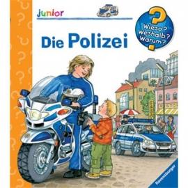 Ravensburger Buch - Wieso? Weshalb? Warum? - Junior - Die Polizei