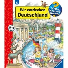 Ravensburger Buch - Wieso? Weshalb? Warum? - Wir entdecken Deutschland