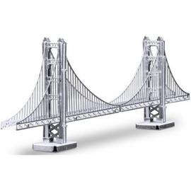Metalearth - Bauwerke - Golden Gate Bridge, 2001 3 Bogen