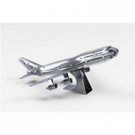 Metalearth - Flugzeuge - Commercial Jet