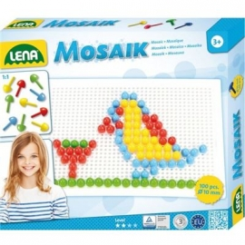 Lena - Pre School - Mosaik Set color 10 mm