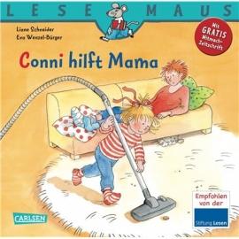 Carlsen Verlag - Lesemaus - Conni hilft Mama, Band 52