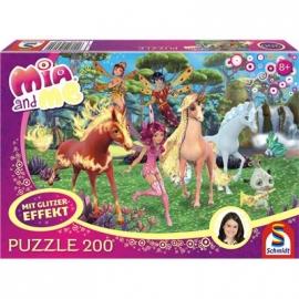 Schmidt Spiele - Puzzle - In Centopia, 200 Teile