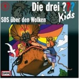 Europa - Die drei ??? Kids CD SOS über den Wolken, Folge 9