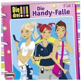 Europa - Die drei !!! CD Die Handy-Falle, Folge 1