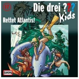 Europa - Die drei ??? Kids CD Rettet Atlantis!, Folge 17