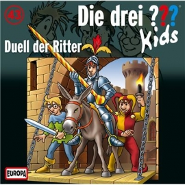 Europa - Die drei ??? Kids CD Duell der Ritter, Folge 43
