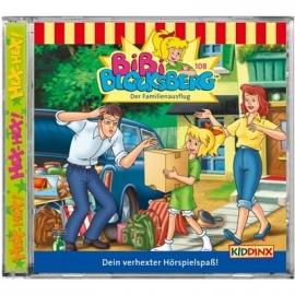 KIDDINX - CD Bibi Blocksberg … Der Familienausflug (Folge 108)
