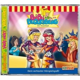 KIDDINX - CD Bibi Blocksberg … Der Hexenball (Folge 109)