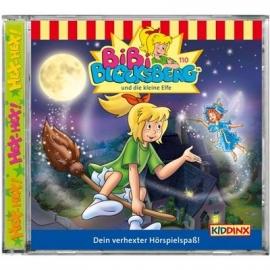 KIDDINX - CD Bibi Blocksberg … und die kleine Elfe (Folge 110)