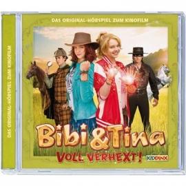 KIDDINX - CD Bibi & Tina - Voll verhext! Das Hörspiel zum Kinofilm