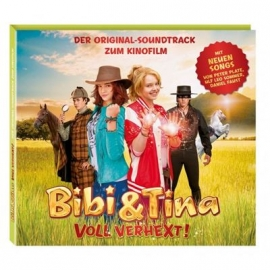 KIDDINX - CD Bibi & Tina - Voll verhext! Soundtrack mit Hit-Garantie!