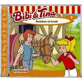 KIDDINX - CD Bibi & Tina … Amadeus ist krank (Folge 2)