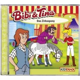 KIDDINX - CD Bibi und Tina … Das Zirkuspony (Folge 4)