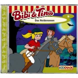 KIDDINX - CD Bibi und Tina … Das Heiderennen (Folge 5)