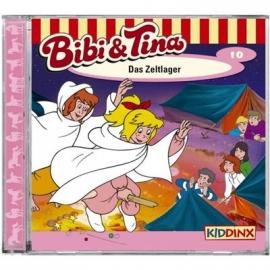 KIDDINX - CD Bibi und Tina … Das Zeltlager (Folge 10)