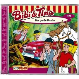 KIDDINX - CD Bibi und Tina … Der große Bruder (Folge 19)