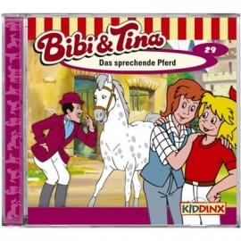 KIDDINX - CD Bibi und Tina … Das sprechende Pferd (Folge 29)