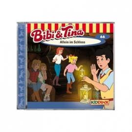 KIDDINX - CD Bibi und Tina … Allein im Schloss (Folge 66)