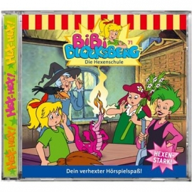 KIDDINX - CD Bibi Blocksberg … Die Hexenschule (Folge 71)