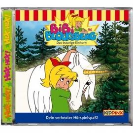 KIDDINX - CD Bibi Blocksberg … Das traurige Einhorn (Folge 96)