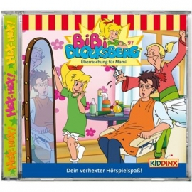 KIDDINX - CD Bibi Blocksberg … Überraschung für Mami (Folge 97)