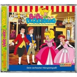 KIDDINX - CD Bibi Blocksberg … Die Prinzessinnen von Thunderstorm (Folge 98)
