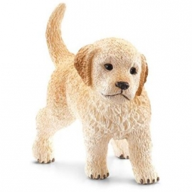 Schleich - World of Nature - Farm Life - Hunde - Golden Retriever Welpe