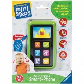 Ravensburger Spiel - ministeps - Mein erstes Smart-Phone