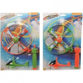 Simba - Licht Propeller Flugspiel, 2-sort.