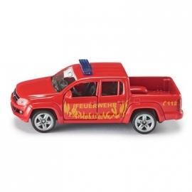 SIKU Super - Feuerwehr-Pick-Up