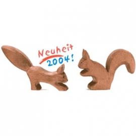 Eichhorn, sitzend