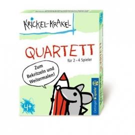 Oetinger - Krickel-Krakel - Quartett
