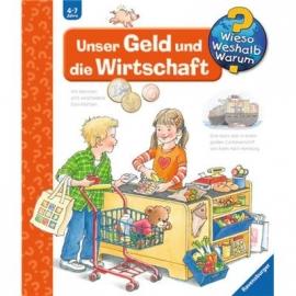Ravensburger Buch - Wieso? Weshalb? Warum? - Unser Geld und die Wirtschaft