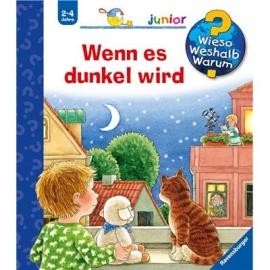 Ravensburger Buch - Wieso? Weshalb? Warum? - Junior - Wenn es dunkel wird