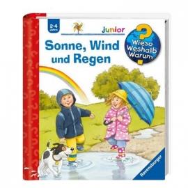 Ravensburger Buch - Wieso? Weshalb? Warum? - Junior - Sonne, Wind und Regen