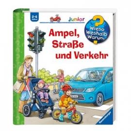 Ravensburger Buch - Wieso? Weshalb? Warum? - Junior - Ampel, Straße und Verkehr
