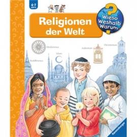 Ravensburger Buch - Wieso? Weshalb? Warum? - Religionen der Welt