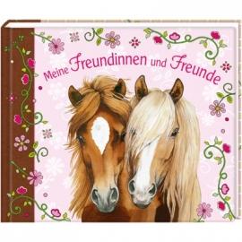 Coppenrath - Pferdefreunde: Meine Freundinnen und Freunde