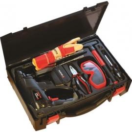 Bohrhammer Professional Set 15tlg