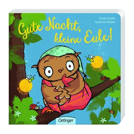 Oetinger - Gute Nacht, kleine Eule!