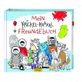 Oetinger - Krickel-Krakel Freundebuch