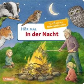 Carlsen Verlag - Hör mal: In der Nacht, Pappenbuch